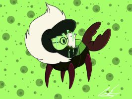 Centipeetle by songthedemonpuppy