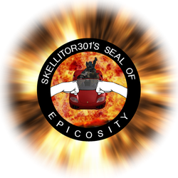Seal of Epicosity by skellitor301