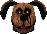 8-Bit DUCK SEASON Dog (Evil) (Pay for Use) by Noxious-Croww