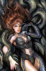 witchblade variant by nebezial