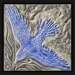 Falcon tile by griffinlady