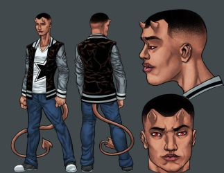 shadow agency character design 7 by rewinde