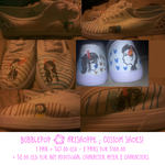 BubblePop: Customized Shoes by xXimmaeatjooXx