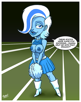 SD Sale - Cheerleader Phantasma by SeanRM