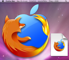 Firefox Mac - Updated by Thvg