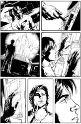 Voltron Year One 6, Pg 21 by craigcermak
