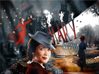 Mary Poppins by VaLeNtInE-DeViAnT