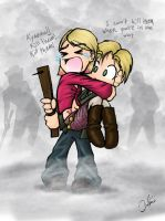 SH2: Silent Hill is scary by Carro-chan