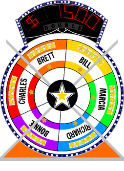 Star Wheel #4 $7,500 by mrentertainment