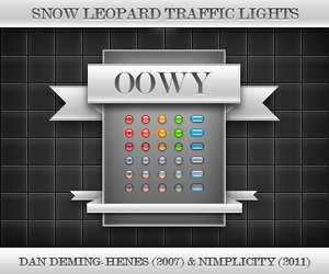 Oowy Traffic Lights by NiMPLiCiTy