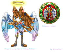Lady Panaceia/ Angel Sonar by Saphira24667