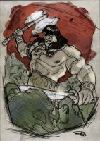 Conan by DenisM79