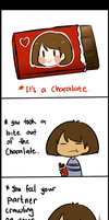 It's a Charalate. by mearisuu