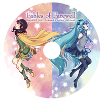Fables of Farewell: Disk Art by AkiGlancy