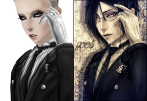 IMVU DP: xes by NotMarty