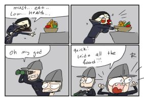 dishonored 2, doodles 23 by Ayej