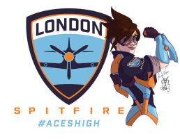 ...Spitfire Tracer... by Ax25
