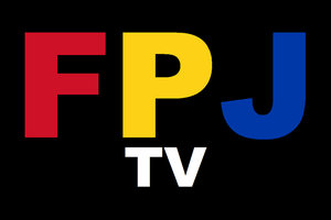 FPJ TV Logo by revinchristianhatol