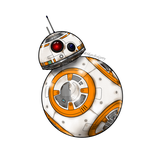 BB-8 - Star Wars by sketchygerry