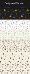 High Resolution Background Patterns by bd670816