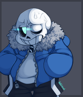Sans by KelCasual