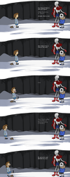 Undertale Comic - Is That A... by Altarior