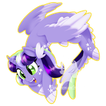 Art Trade with RoyalSwirls of Shinning Star by TheArtsyEmporium