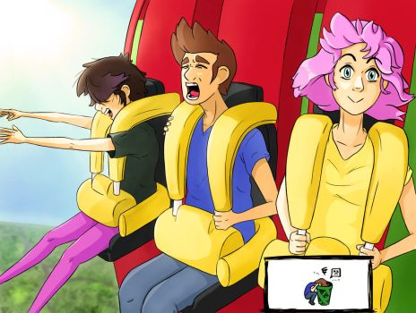 Amusement park by pechi1
