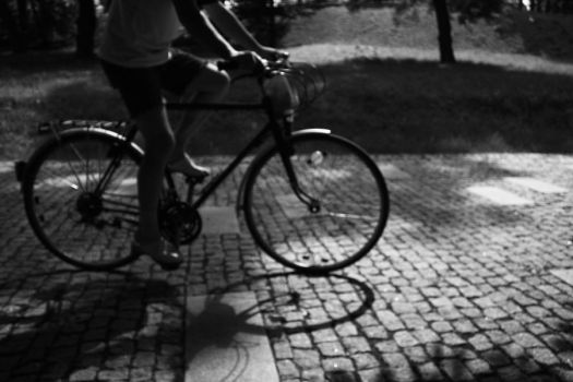 bicycle by grajcar