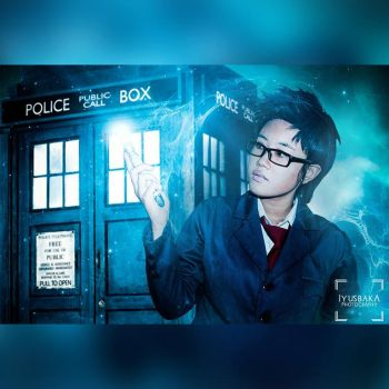 Doctor Who : 10th Doctor by Shima0021