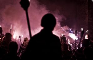 Lewes Bonfire Night  004 by flatproduct