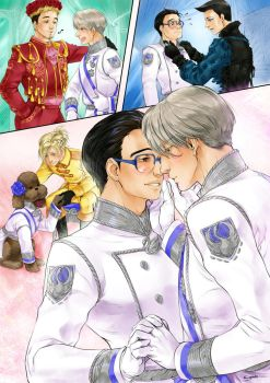 YOI: Let's dream by saniika