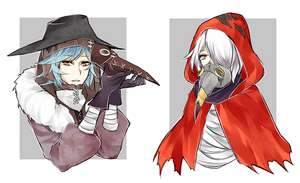 EXTRA: Plague Doctors by Staccatos