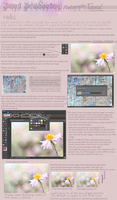 Tutorial Photoshop 7: Overlay by Nariscuss