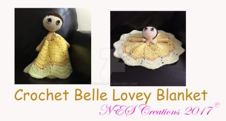 Crochet Belle Lovey Blanket 2017 by Zero23