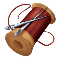 Thread Spool by The-Below