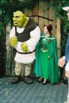 Shrek And Fiona by InToXiCaTeD--StOcK