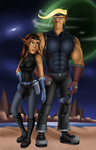 Ace and Jenna by Sofie-Spangenberg