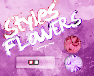Styles FLOWERS -  YoeComeGalletas by YoeComeGalletas
