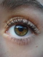 Natural Eye Stock 1 by Capoodra-StockImages