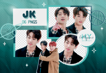 PNG PACK: JungKook #20 by Hallyumi
