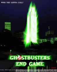 Ghostbusters END-GAME by ghostbustersunited