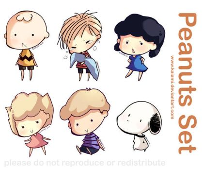 Peanuts by Kaiami