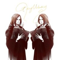Ginny Weasley by luosong