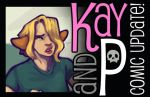 Kay and P: Issue 24 - Page 18 by Jackie-M-Illustrator