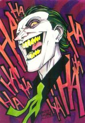 marker : The Joker by KidNotorious
