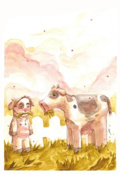 COW by princendymion