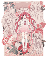 ~CLOSED, TY~ Old Adopt Auction by ANMITSU-adopts