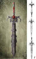 Dragon Sword by Tissia1229