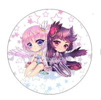 Gabxnova Button by MIAOWx3